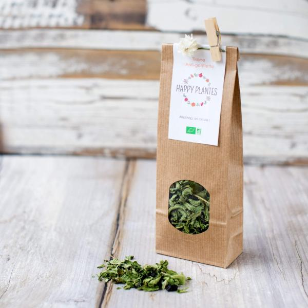 Tisane l'Anti Gonflette Happy Plantes
