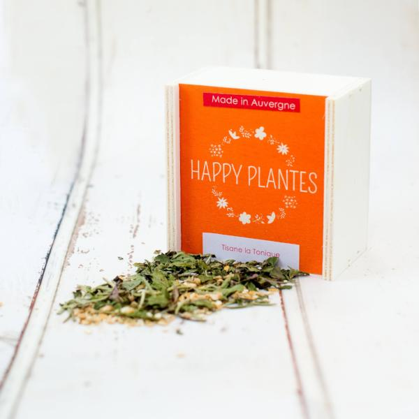 Tisane La Tonique Happy Plantes