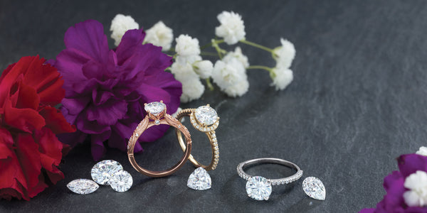 Engagement Rings Learn About Diamonds