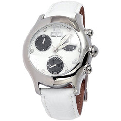 Effy Central Park 0.09 ct Diamond Mother-of-Pearl Dial Unisex Watch