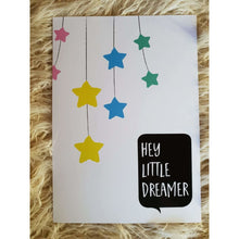 Load image into Gallery viewer, Along Came a Baby Wall Print - Little Dreamer - Wall Print