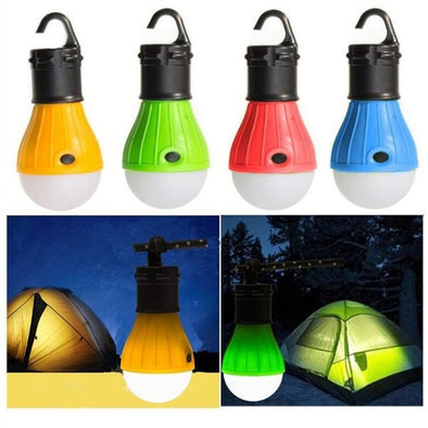 Hanging LED Tent Power Light Bulb