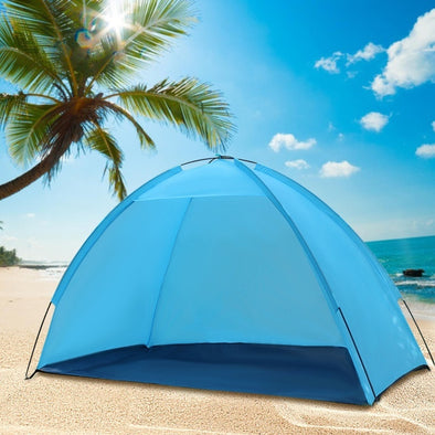 Lightweight Beach Tent Sun UV Shade Shelter Canopy Outdoor Camping Fishing Tent