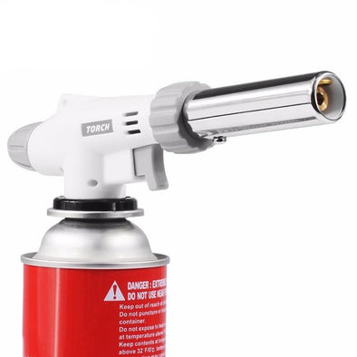 Gas Torch Flame Gun Blowtorch Cooking Solder