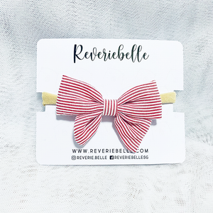 MARY JANE BOW // RED