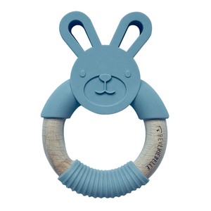 TEETHER // BUNNY - CHARCOAL