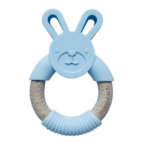 BUNNY TEETHER // LAVENDER
