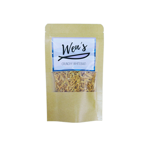 BABY FOOD // WEN'S MINI CRUNCHY WHITEBAIT
