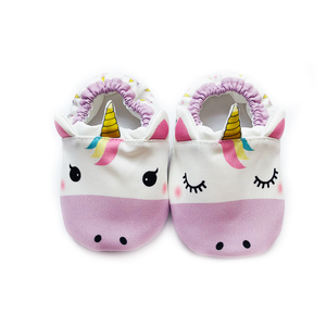 MINI SHOES // DAZZLE THE UNICORN