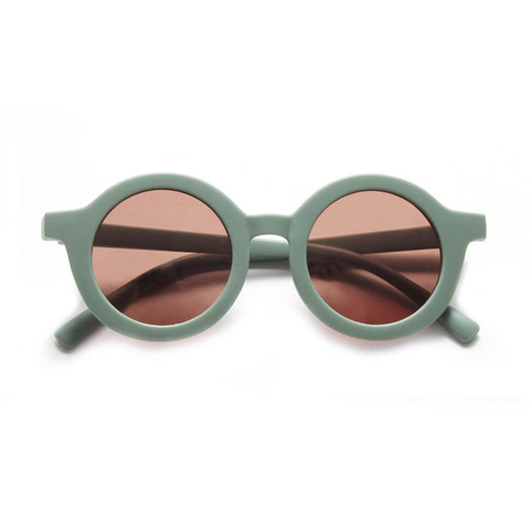 KIDS SUNNIES // ROUND - FOREST