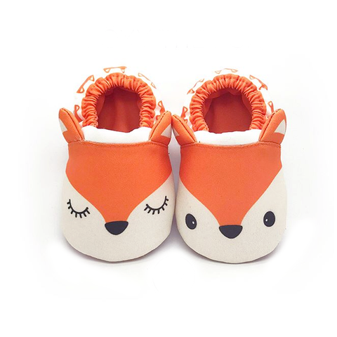 MINI SHOES - FOXY THE FOX