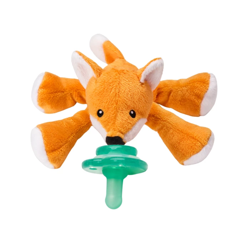 NOOKUMS PACI-PLUSHIES - FRECKLES FOX SHAKIES™
