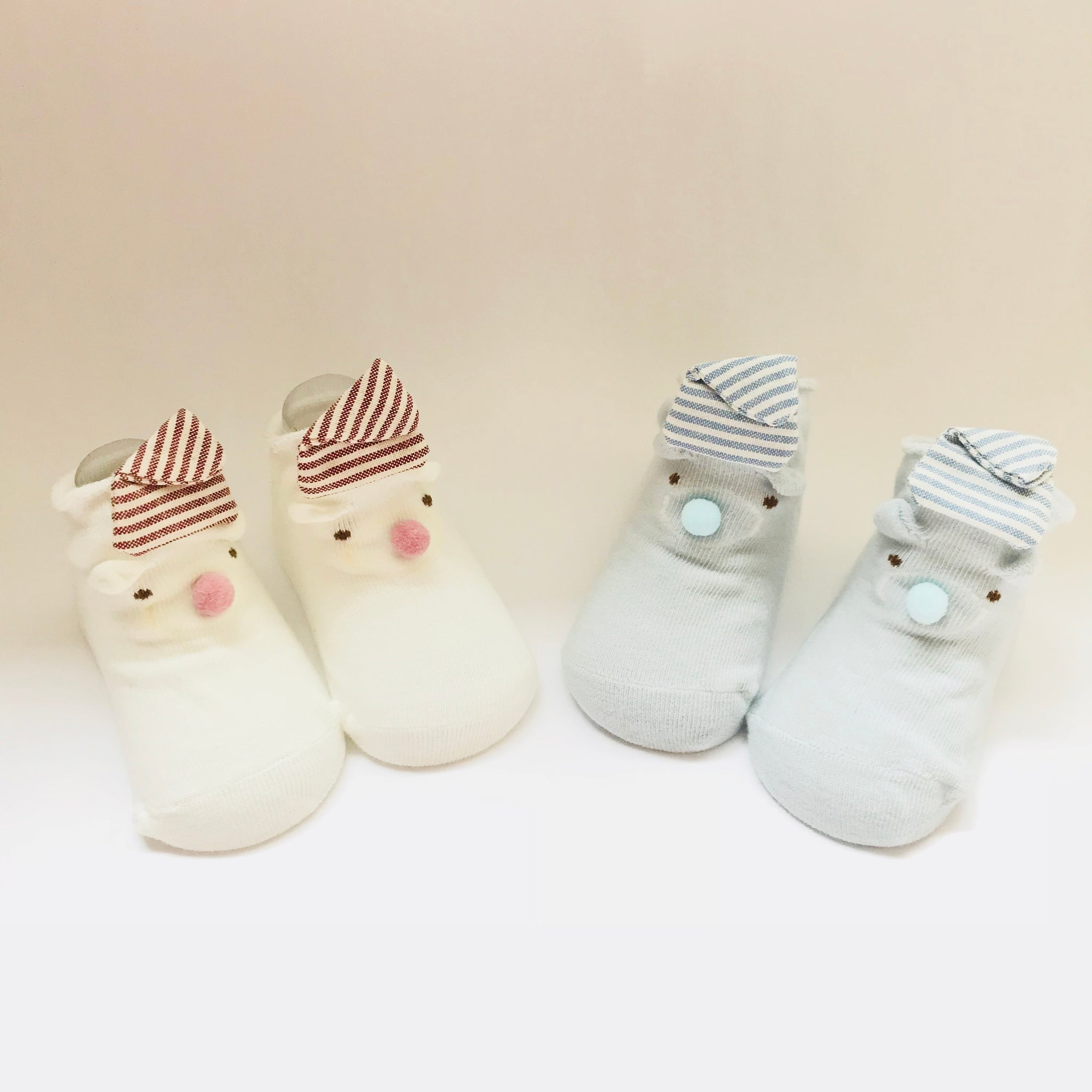 Sleepy Bear Socks Set