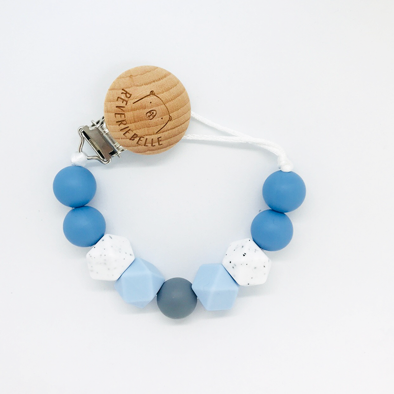 ARROW TEETHER SET - BLUE