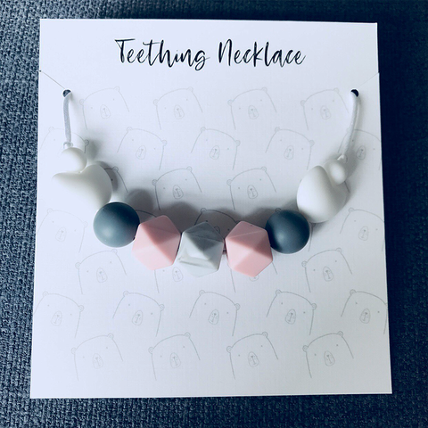 TEETHING NECKLACE // JANE