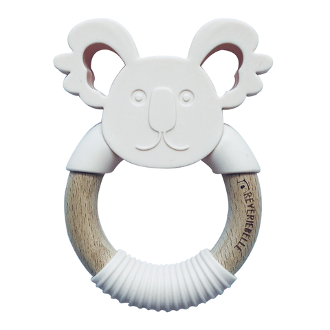 KOALA TEETHER - CHAMPAGNE