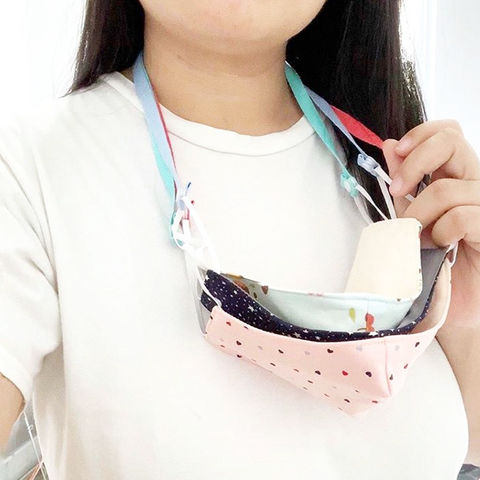 3-PLY MASK // LANYARDS