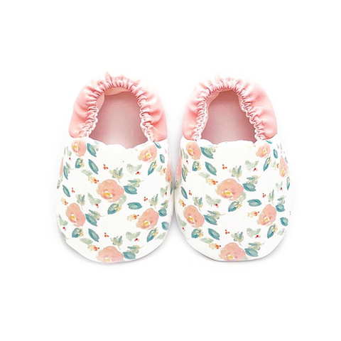 MINI SHOES // PEACHY ROSE