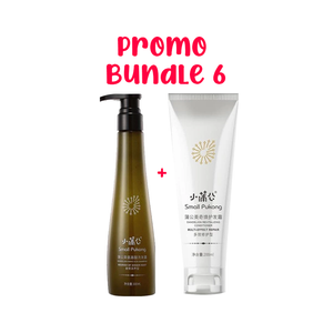 PROMO BUNDLE 6 - GINGER ROOT SHAMPOO + REVITALISING CONDITIONER