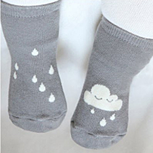 Rainie + Starry Socks Set
