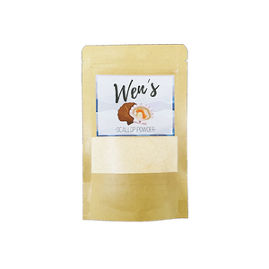 WEN'S MINI SCALLOP POWDER
