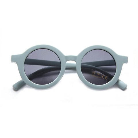 KIDS SUNNIES // ROUND - STONE