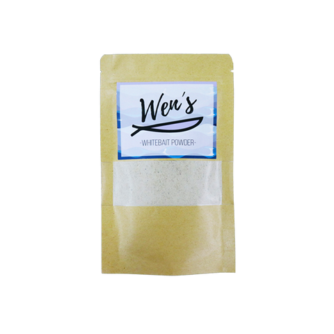 WEN'S MINI WHITEBAIT POWDER