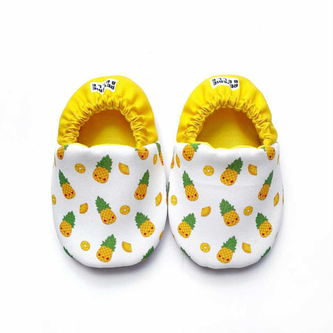 MINI SHOES // PINEAPPLES