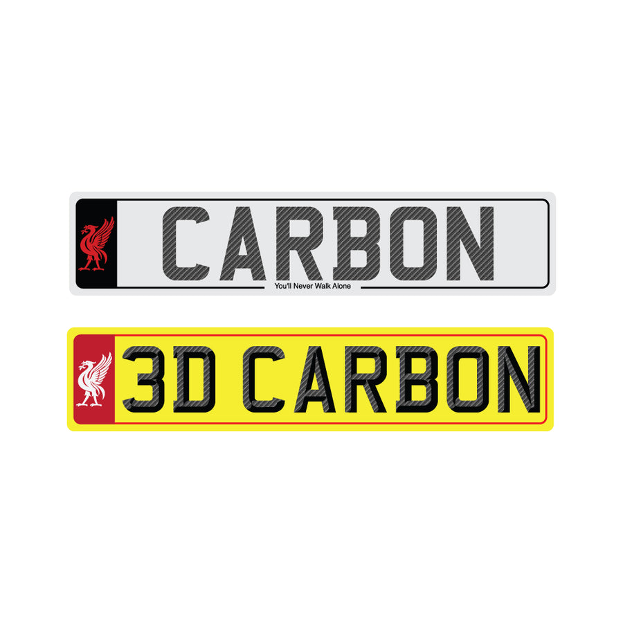 Liverpool Number Plates