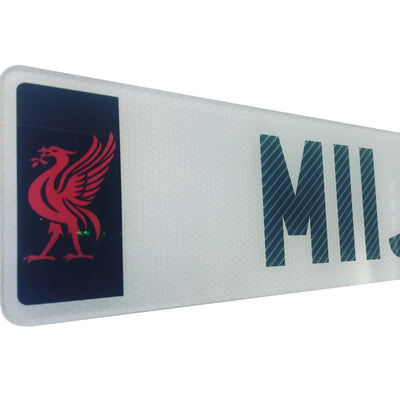 Liverpool FC number plates