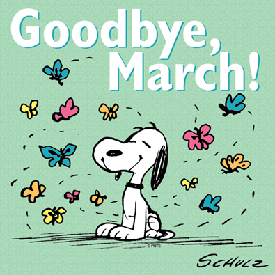 Snoopy Goodbye March