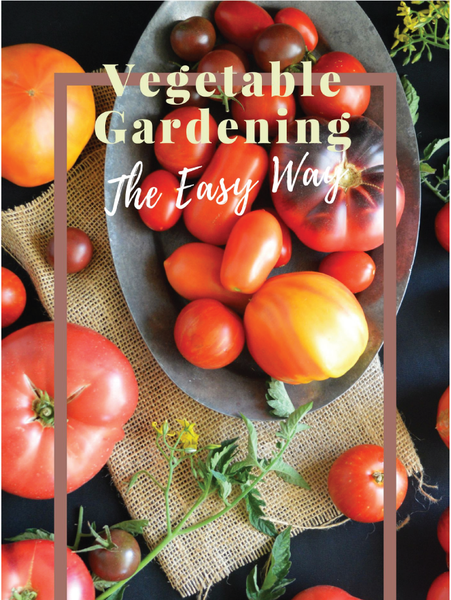 Vegetable Gardening the Easy Way
