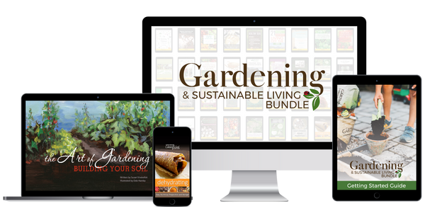 The Gardening & Sustainable Living Bundle