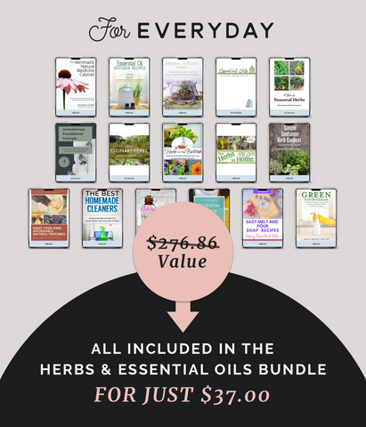 Herbs & Essential Oils For Everyday