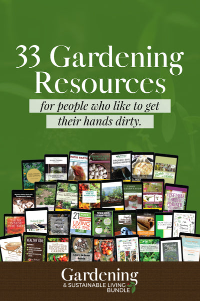 Gardening & Sustainable Living Getting Your Hands Dirty