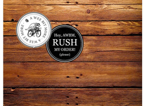 RUSH MY ORDER! – Your Order Processed in 2 Business Days!!!