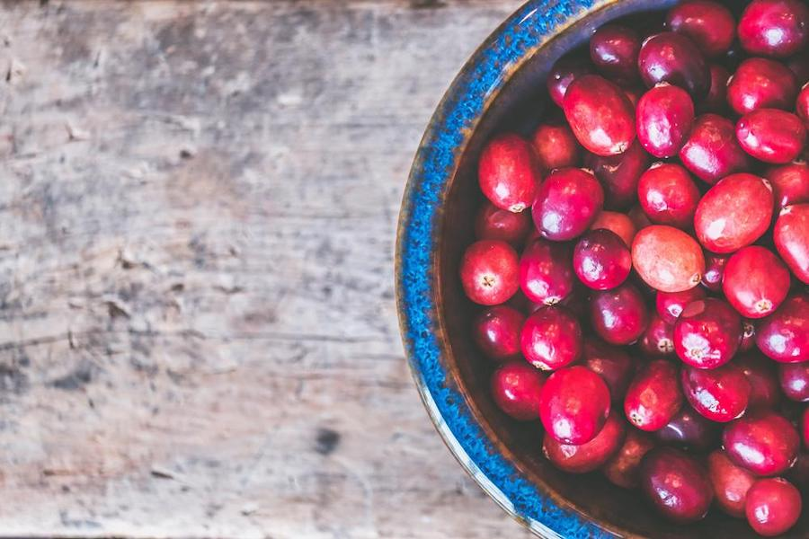 A Brief History About the Uses of Cranberries