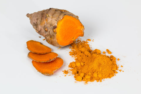Turmeric raw and powder