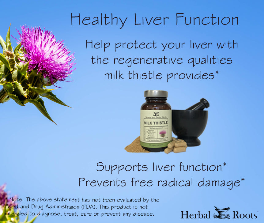 Healthy liver function infographic.