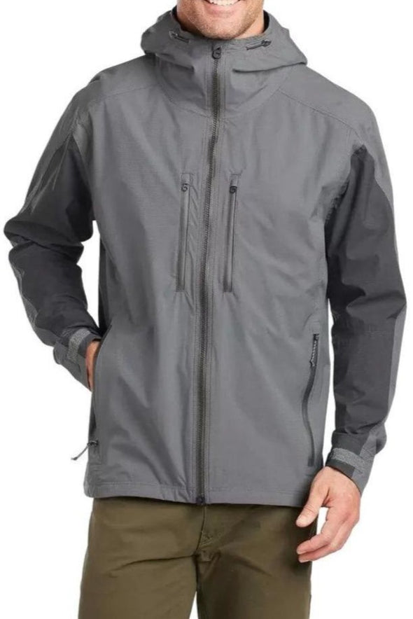 Chaqueta Impermeable Hombre Jetstream Jacket CARBON | KUHL
