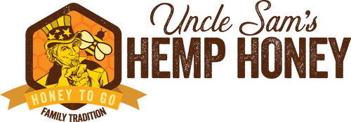 Uncle Sam's Hemp Honey