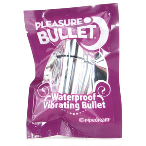 Pleasure Bullet Vibe in Assorted Colors