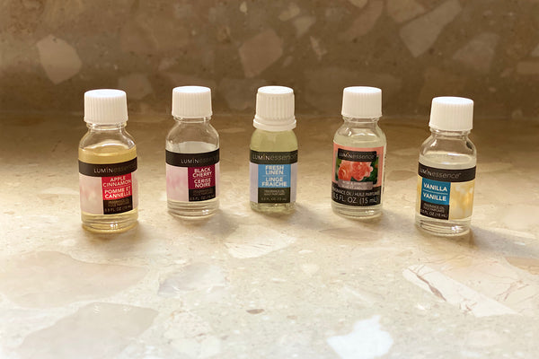 Essential Oil Line Up 3