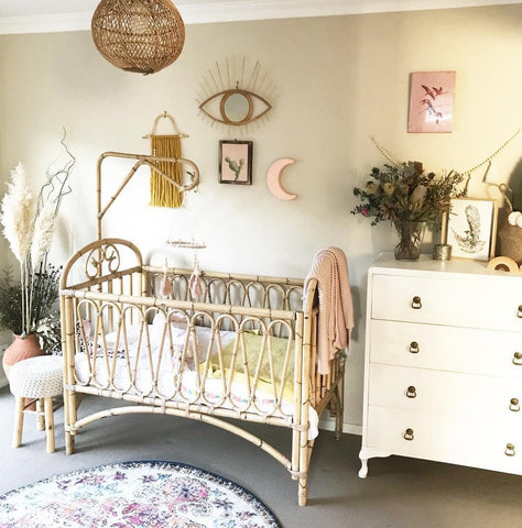 Weekly Round Up - Boho Nursery Edition