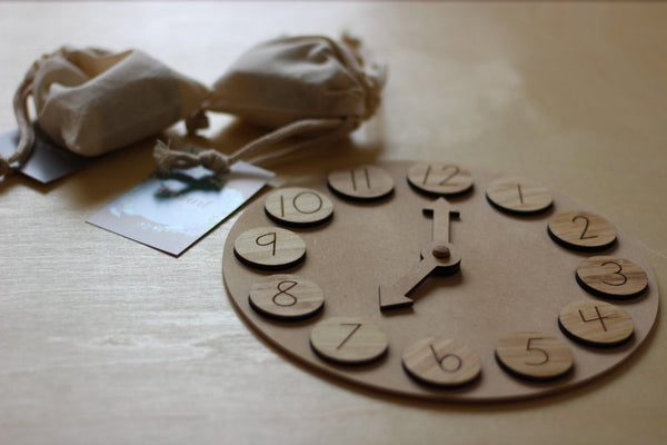 Count By Nature - Circle Play Board