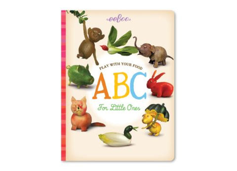 Eboo - Play With Your Food Educational Book - ABC