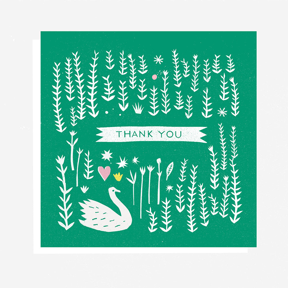 The Printed Peanut - Thank You By Louise Lockhart