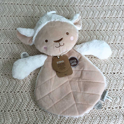 Lee Lamb Baby Comforter Toy
