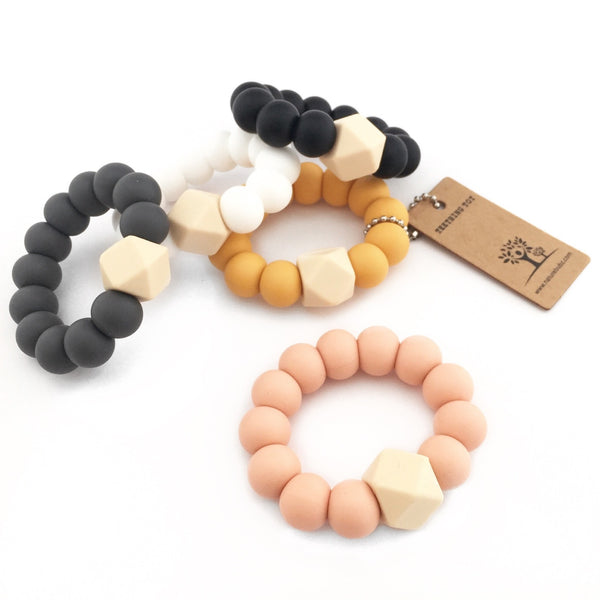 Basics Teething Ring