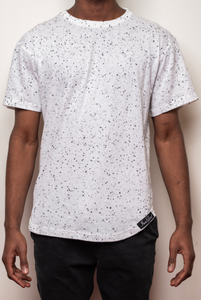 Long Tee Splatter